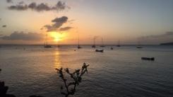 Sailboat Sunset at Lili's